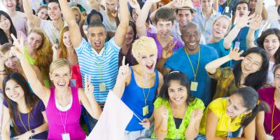 4 Reasons to Attend On-Campus College Events as a Freshman, Franklin, New Jersey