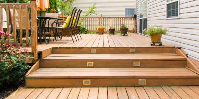 Kalispell Contractor Materials Supplier Has New Decking Products , Helena, Montana
