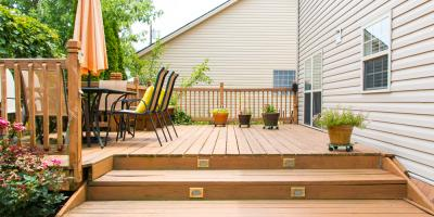 Do's & Don'ts of Deck Maintenance, Rochester, New York