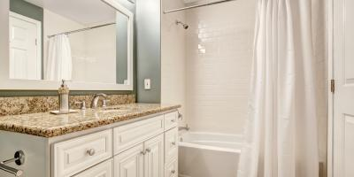 3 Tips for Dealing With Bathroom Vanity Water Damage, Washington, Ohio