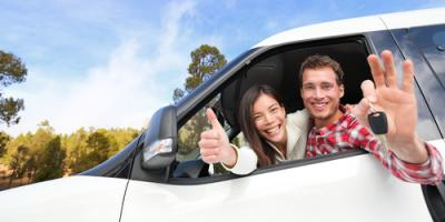 Why You Should Avoid Off-Roading to Prevent Voiding Your Car Rental Agreement  , Kihei, Hawaii