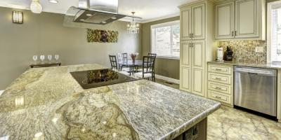 Benefits of Transforming Laminate Countertops With Faux Granite Refinishing, St. Ann, Missouri