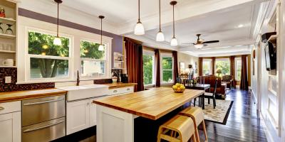 3 Kitchen Island Shapes You Should Consider for Your Kitchen, Anchorage, Alaska