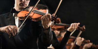 5 Famous Classical Violinists, Brighton, New York