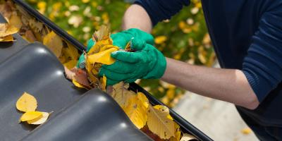 The Importance of Gutter Cleaning in the Fall, Cookeville, Tennessee