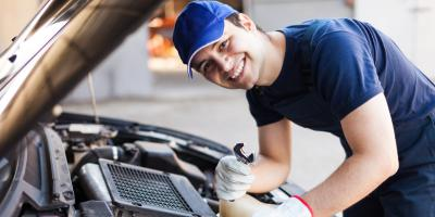 How to Choose the Right Auto Body Repair Shop, North Haven, Connecticut