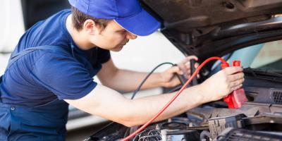 3 Common Reasons Car Batteries Die, La Crosse, Wisconsin