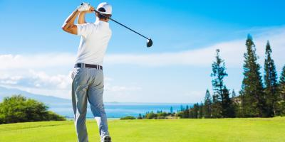 Guide to Choosing a Rangefinder or GPS Watch at a Golf Store, Manhattan, New York