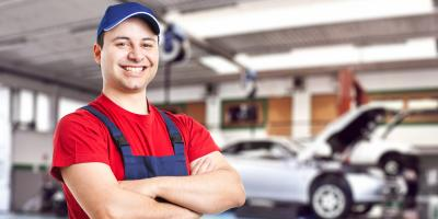Auto Repair Experts Recommend Brake Service Every 10,000 Miles, Anchorage, Alaska
