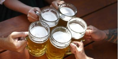 Why You Should Stop by a Buffalo Wild Wings® Bar & Enjoy a Beer of the Month, Hempstead, New York