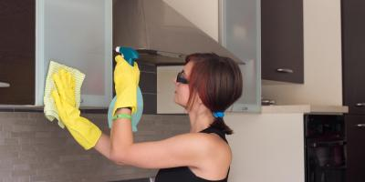 'Permanent' Stains on Your Kitchen Cabinets? Cleaning Is Possible!, Middletown, New Jersey