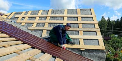 The Top 3 Benefits of Metal Roofing, New Brighton, Minnesota