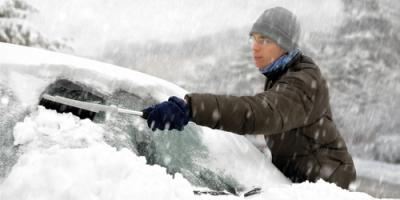 How to Avoid or Repair Chipped Windshields During Snow Removal, Cincinnati, Ohio