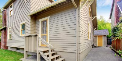 What Are Your Siding Options?, Norwalk, Connecticut