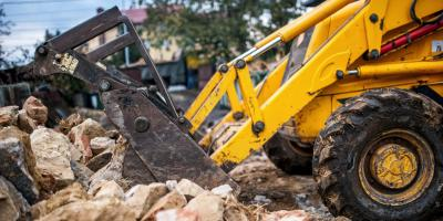 What to Look for in a Demolition Contractor, Goshen, Connecticut