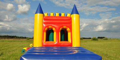 4 Inflatables for Your Next Team Building Activity, Ontario, New York