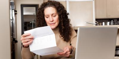 4 Steps to Take After Receiving a Letter From the IRS, Silver Spring, Maryland