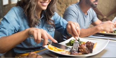 How to Maintain Your Diet at a Restaurant, York, Nebraska