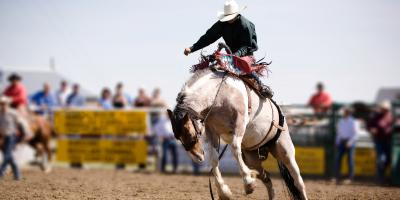 How the Rodeo Came to Be so Popular, Levelland, Texas