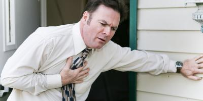 5 Signs Someone Is Having a Heart Attack, Dothan, Alabama