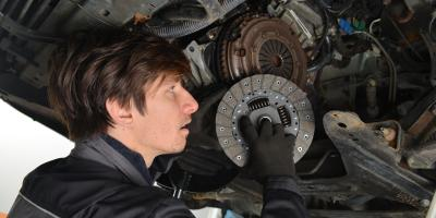 When Do I Need to Replace My Car's Clutch?, Anchorage, Alaska