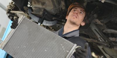 What to Expect When Your Car's Radiator Stops Working, Branford Center, Connecticut