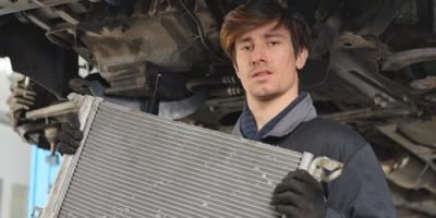 Auto Shop Discusses What a Radiator Does & How It Works, Branford Center, Connecticut