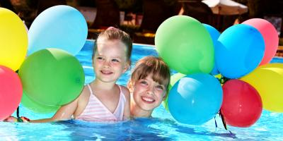 Home Entertainment Tips: How to Throw a Pool Party for Kids, Louisville, Kentucky
