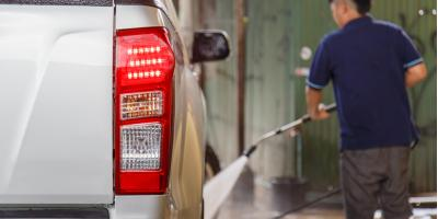 3 Common Electric Pressure Washer Issues & Repairs, Hooks, Texas