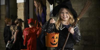 Using CenturyLink®Security to Make Sure Trick-Or-Treaters are Actually Kids, Monroe, Louisiana