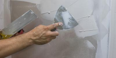 How Can You Repair Plaster Walls With Drywall?, Lexington-Fayette Central, Kentucky