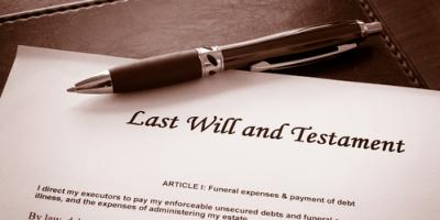 What You Need to Know About Writing Your Will, Middlebury, Connecticut