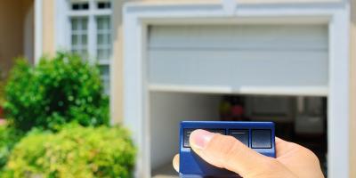 3 Unbeatable Benefits of Automatic Garage Doors, Oxford, Connecticut