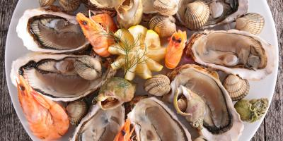 Learn More About the Health Benefits of Seafood!, Bon Secour, Alabama