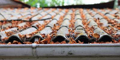 Top 4 Signs Gutters Need Replacement, Andover, Minnesota