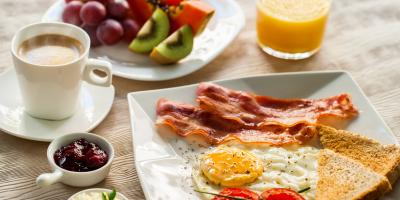 3 Great Reasons to Make Time for Breakfast, High Point, North Carolina