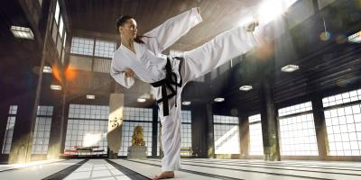 What Are the Differences Between Taekwondo & Karate?, Middletown, New York
