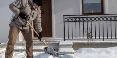 4 Tips for Maintaining Your Hardscapes This Winter, Kearny, New Jersey