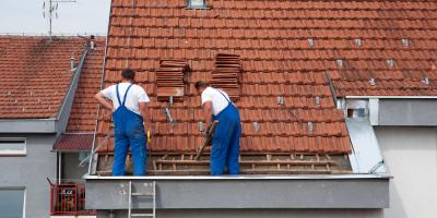 How Your Roofing Contractor Can Get You Ready for Spring Showers, De Motte, Indiana