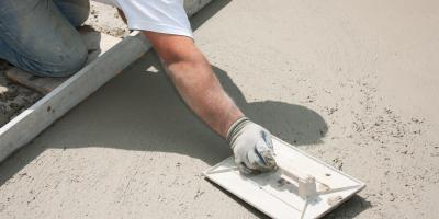 Do's & Don'ts of First-Time Concrete Use, Windham, Connecticut