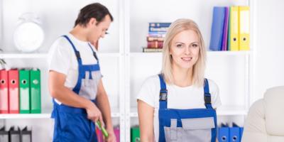 3 Ways Office Cleaning Promotes Productivity, Omaha, Nebraska