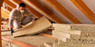 How Does Cellulose Insulation Work?, Morton, Illinois