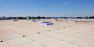 Should You Re-Cover or Replace a Damaged Commercial Flat Roof?, Lemont, Illinois