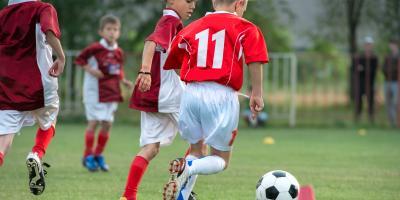 Why Children Should Drink Water, Not Sports Drinks, Avon, Ohio