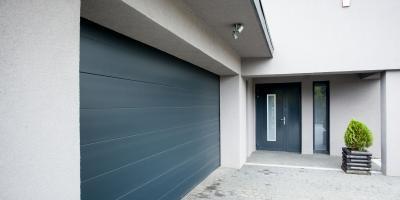 Top 3 Durable Materials for Garage Doors, Lewis, Pennsylvania