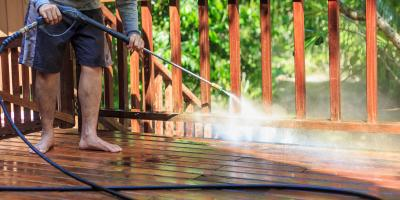 3 Tips for Pressure-Washing Your House, ,