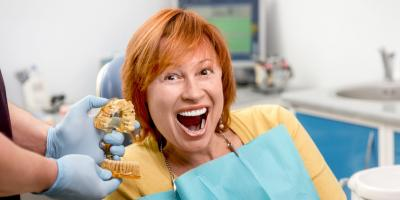 Who Needs Dentures? Hinesville's Best Dentist Tells You Who Is at Risk, Hinesville, Georgia