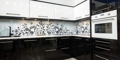 How to Use Two-Tone Cabinets in Your Kitchen, La Vista, Nebraska