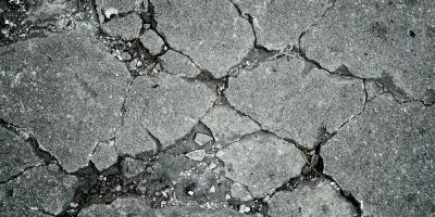 Crack Repair Specialists Explain 5 Reasons Concrete Settles , Ross, Ohio