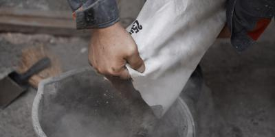 Mixing Concrete in the Winter? Here's Why You Need Hot Water, Wallingford Center, Connecticut